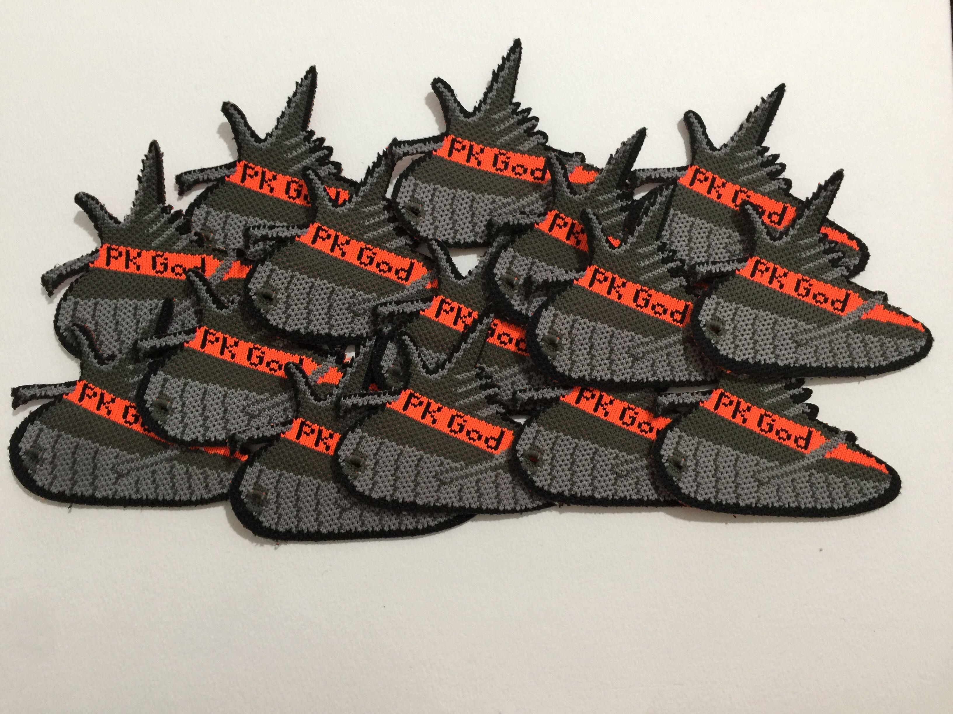 TAG giày PK GOD