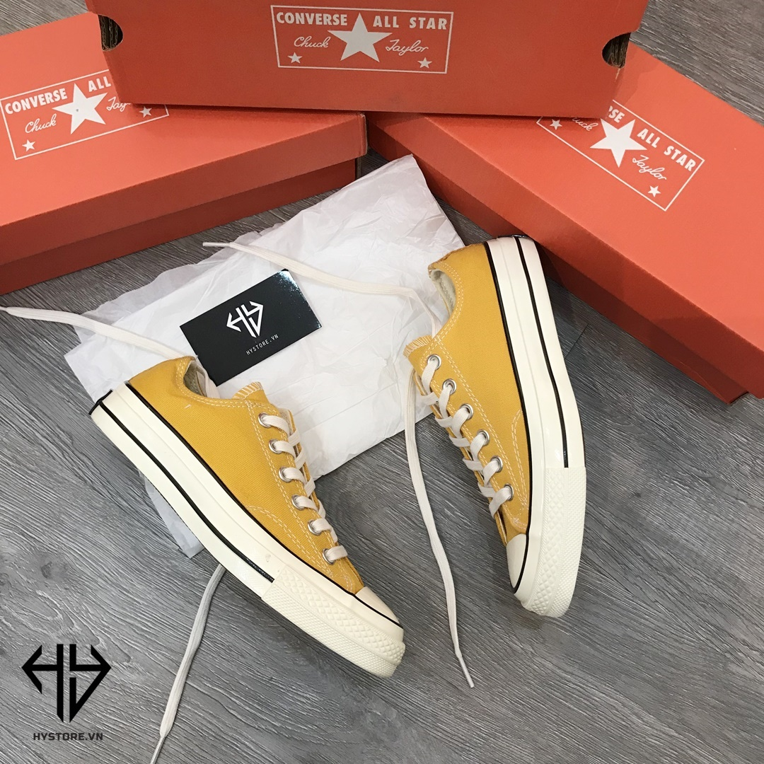 Converse Chuck 70s Yellow Low