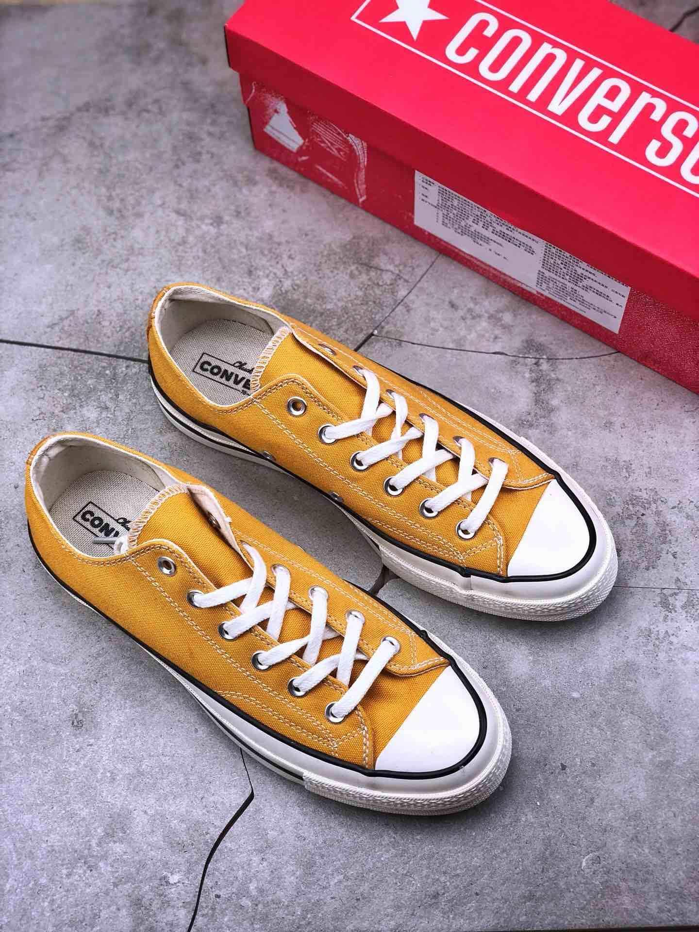 giày converse 1970s vàng