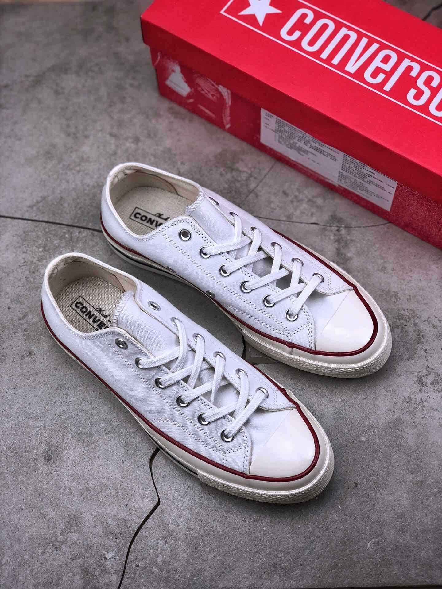 Converse 1970s full trắng