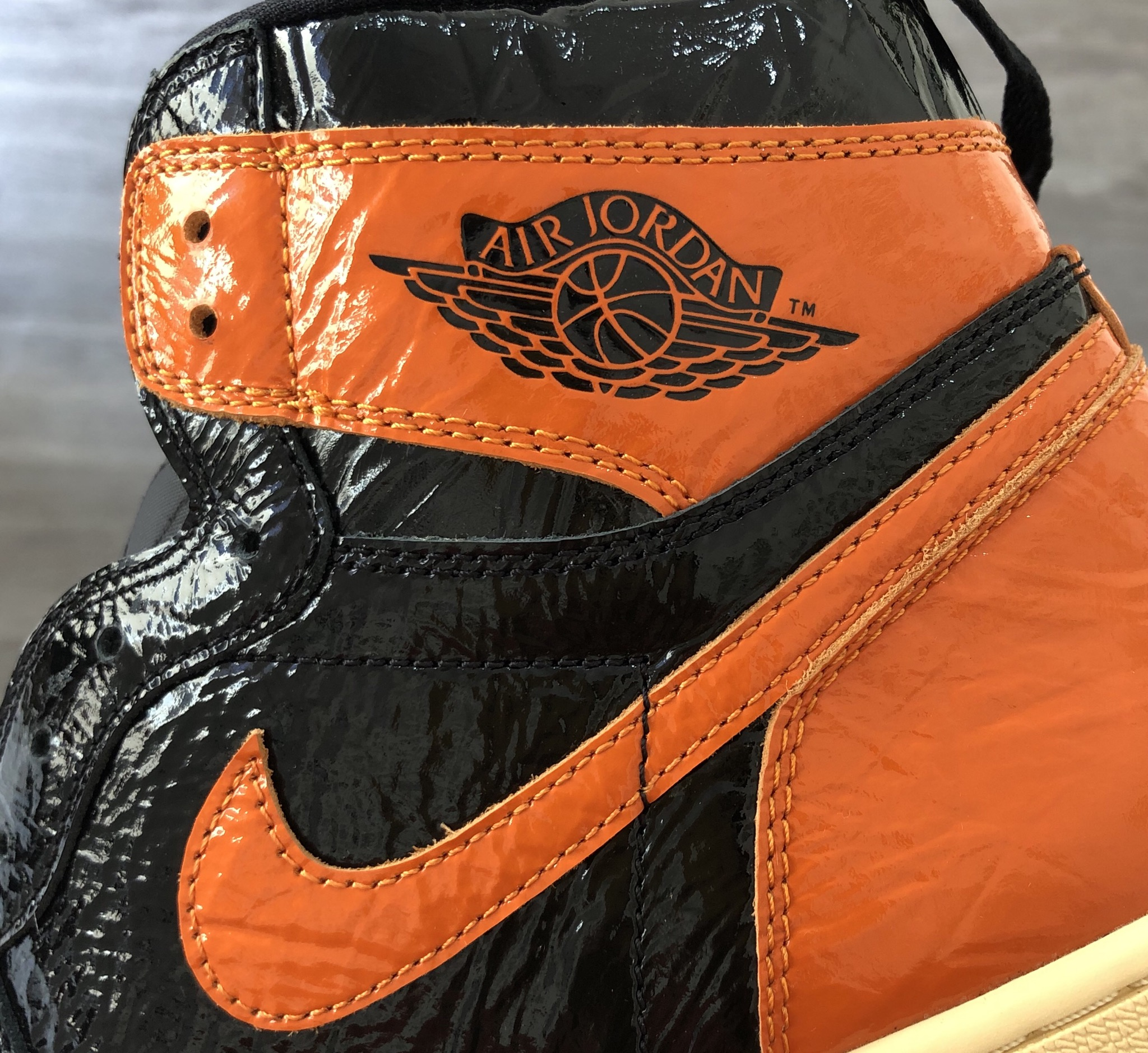Nike Air Jordan1 Shattered BackBoard 3.0