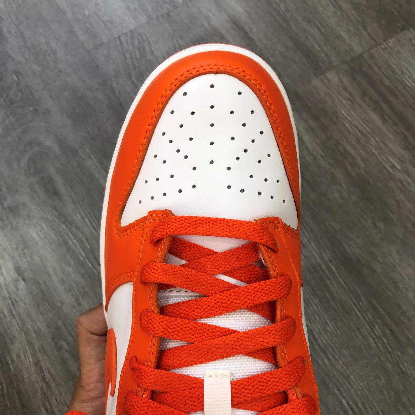Nike Sb Dunk low Cam Trắng