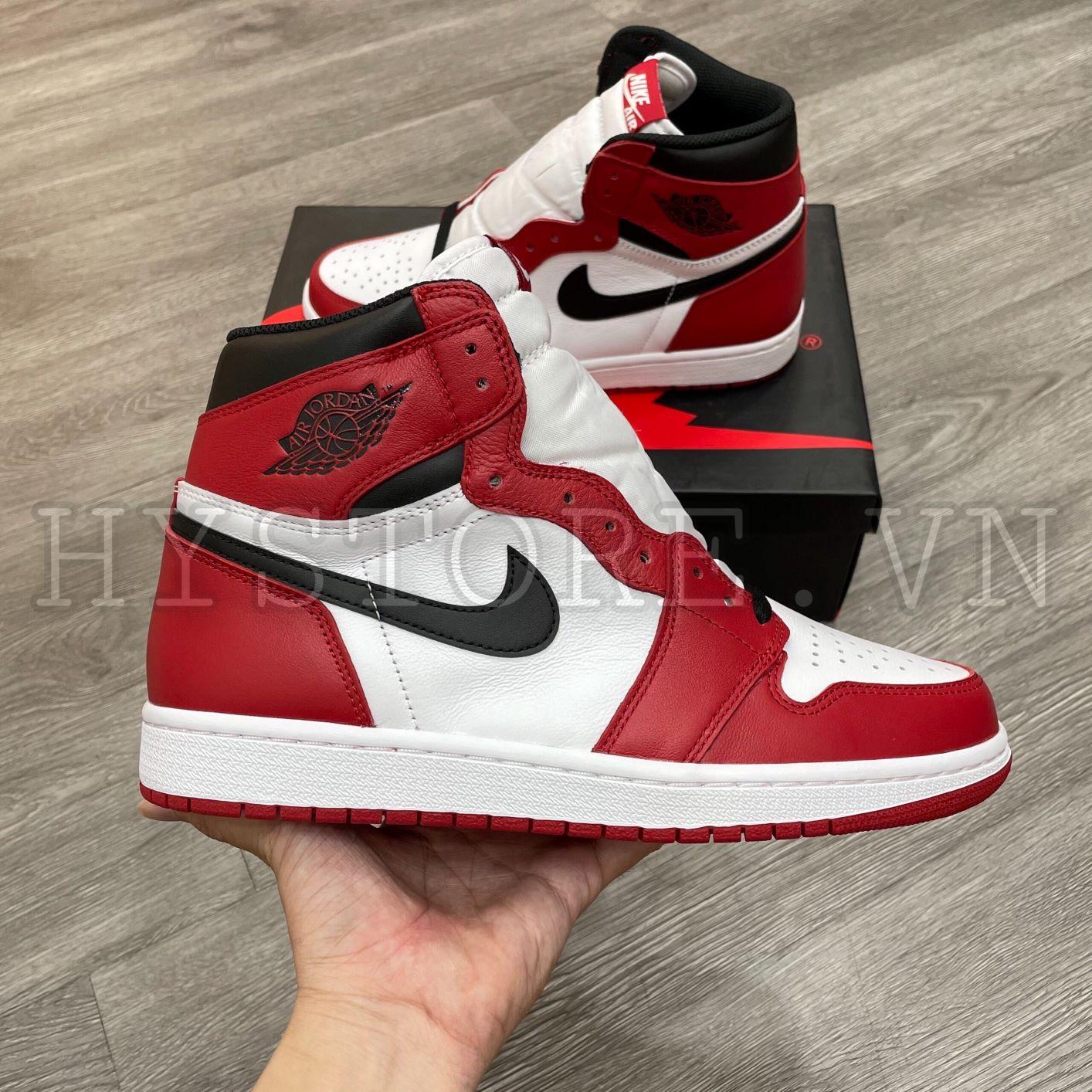 Giày Nike Air Jordan1 Chicago 2015