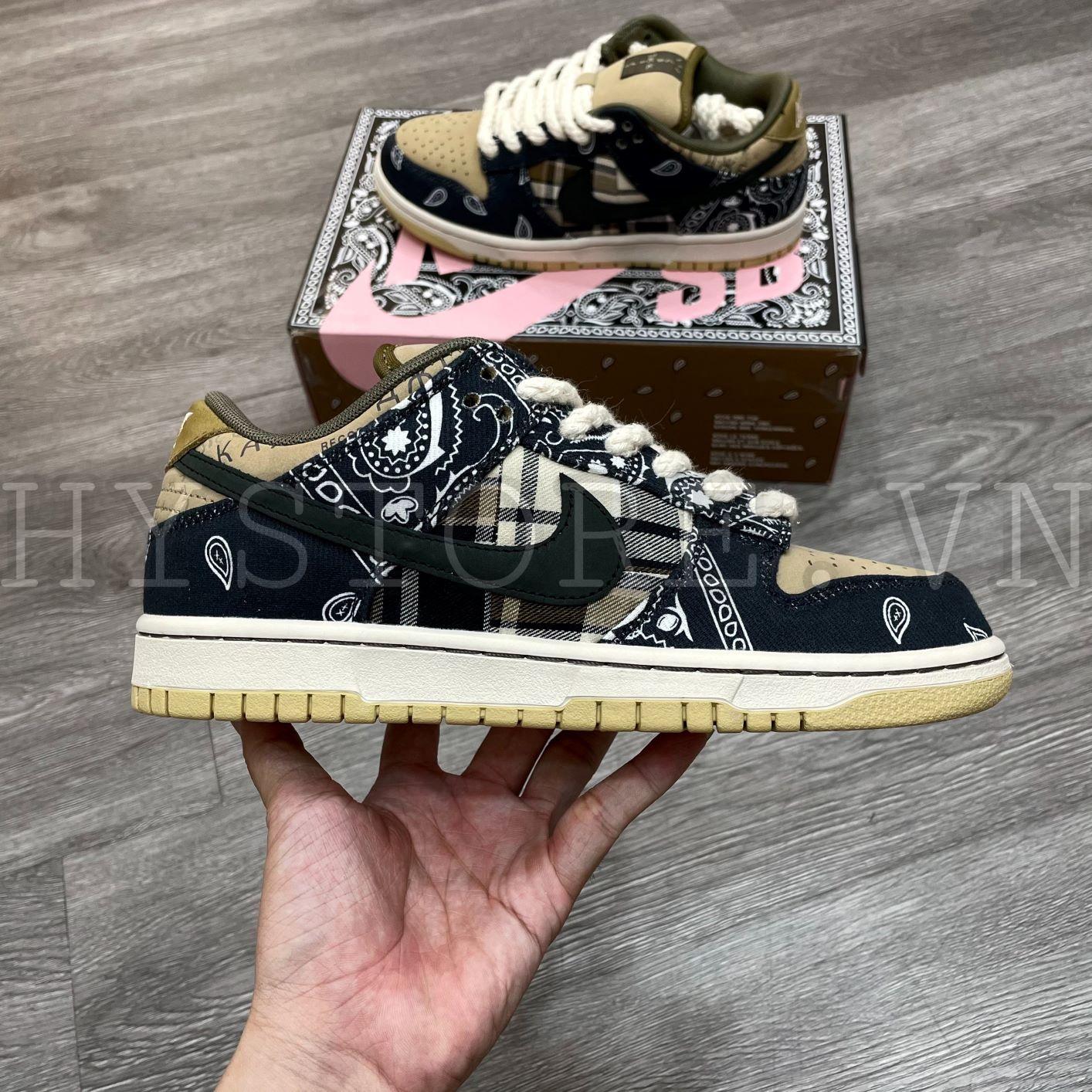 Giày Nike Sb Dunk Travis Scott