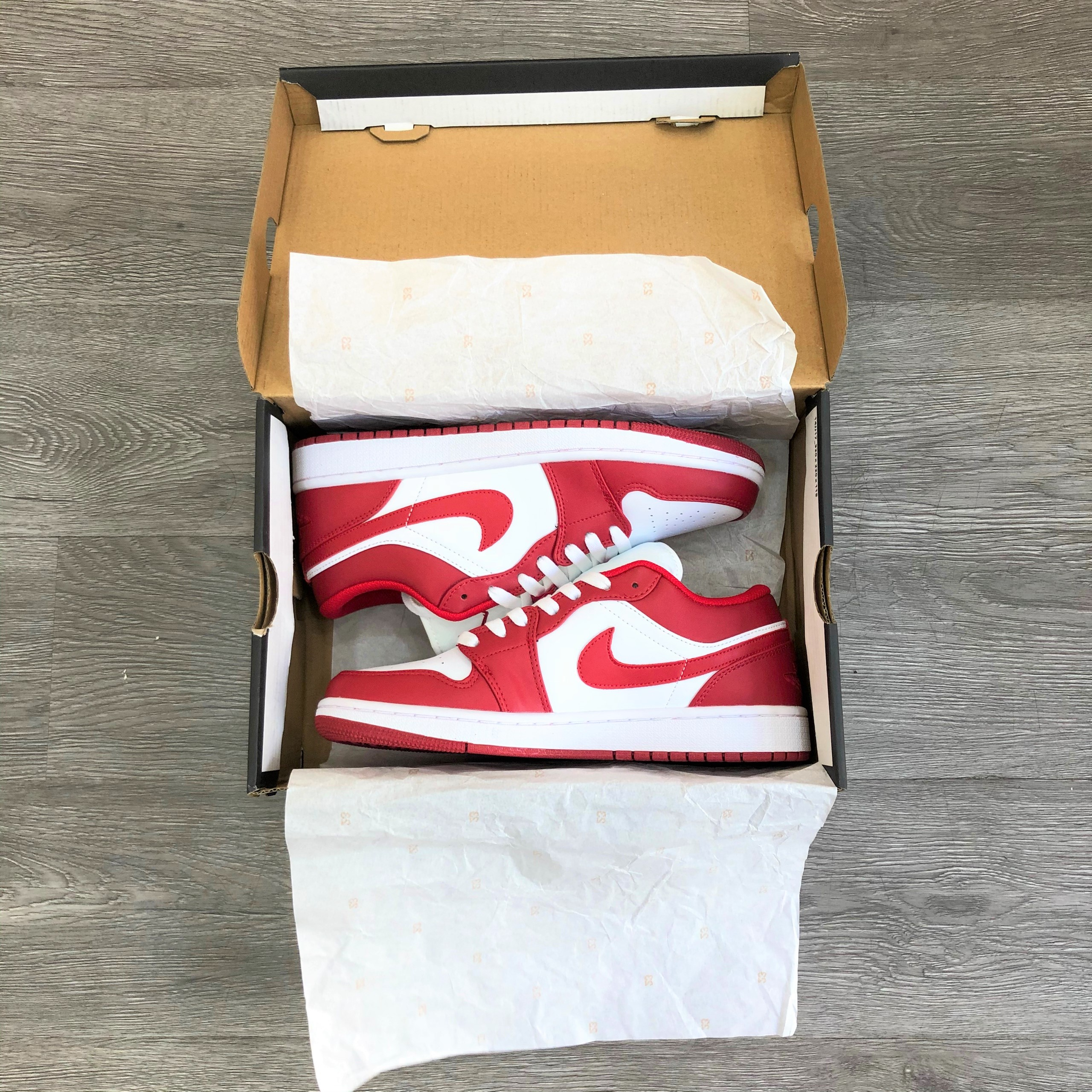 Nike Air Jordan1 Low Gym Red