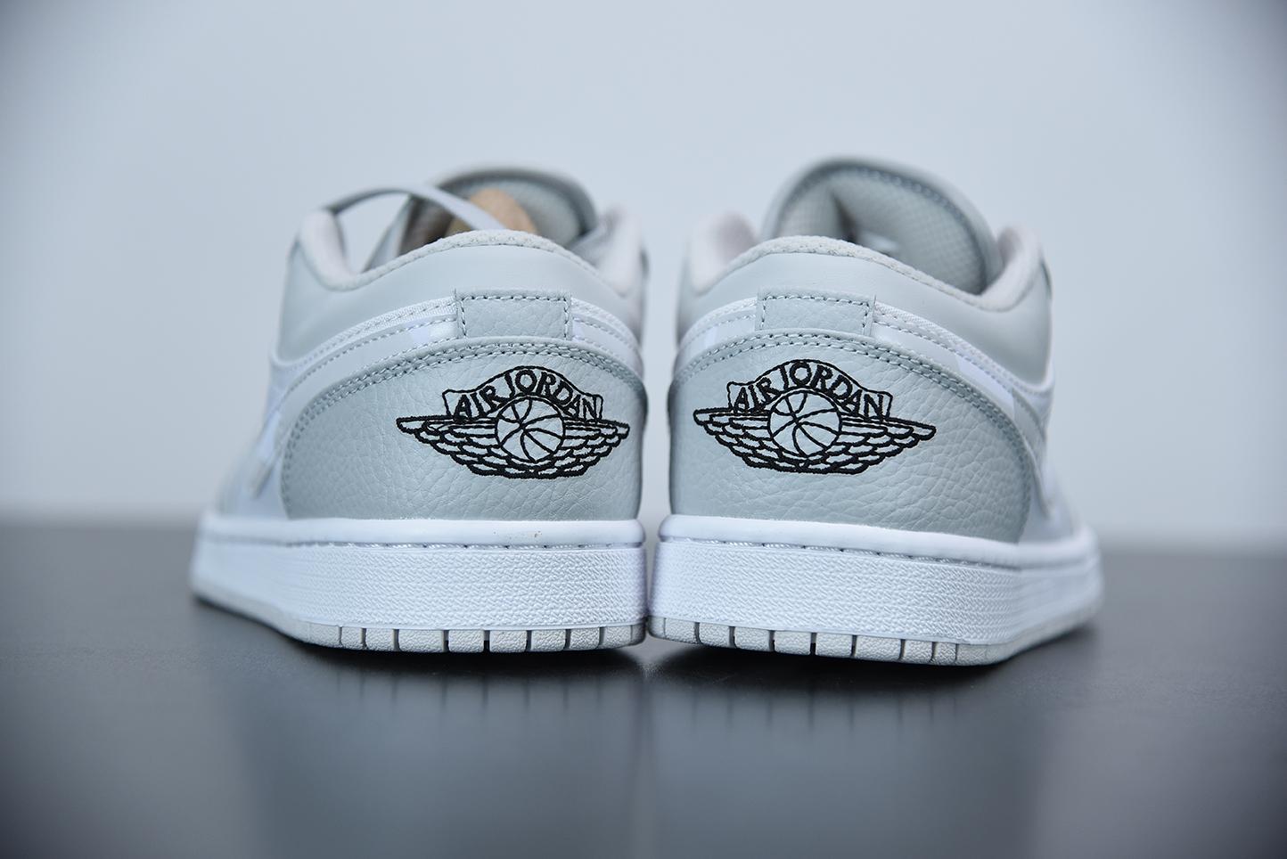 Giày Nike Jordan1 Low White Camo