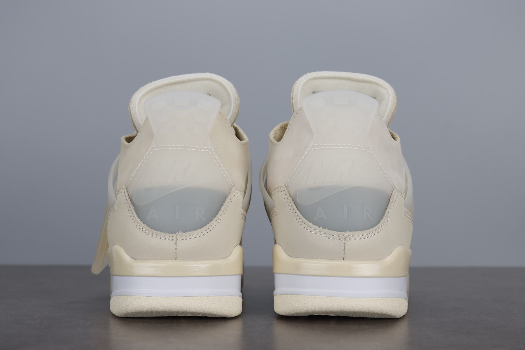 Giày Nike Jordan4 Off-White Sail