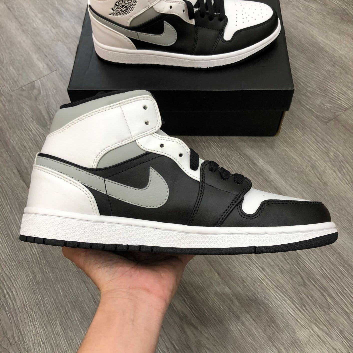 Giày Nike Jordan1 Mid Shadow