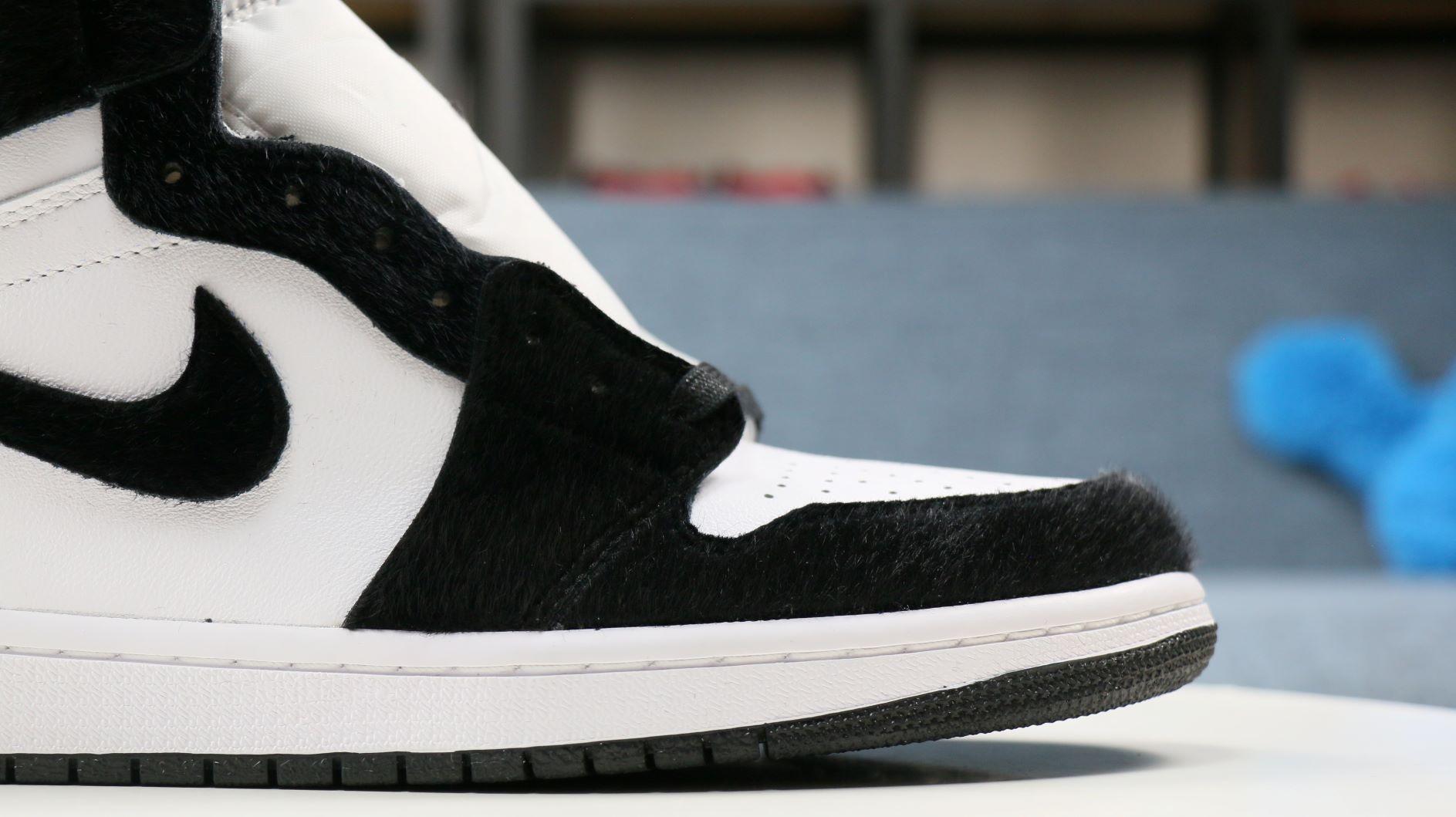 Giày Nike Jordan1 High Panda