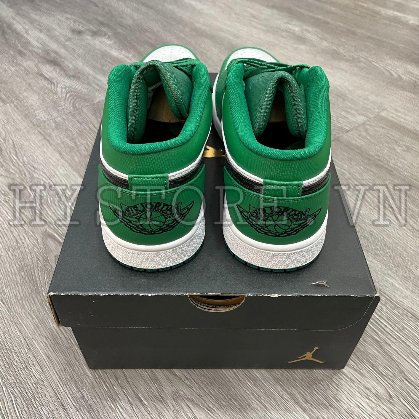 Pine Green Aj1
