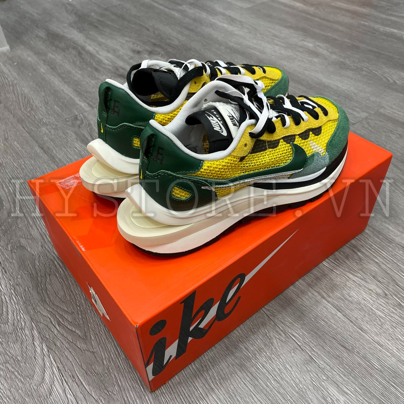 Giày Nike Sacai Vaporwaffle 3.0