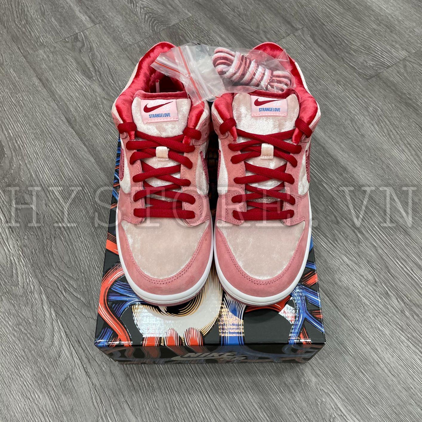 Giày Nike SB Dunk low Strangelove