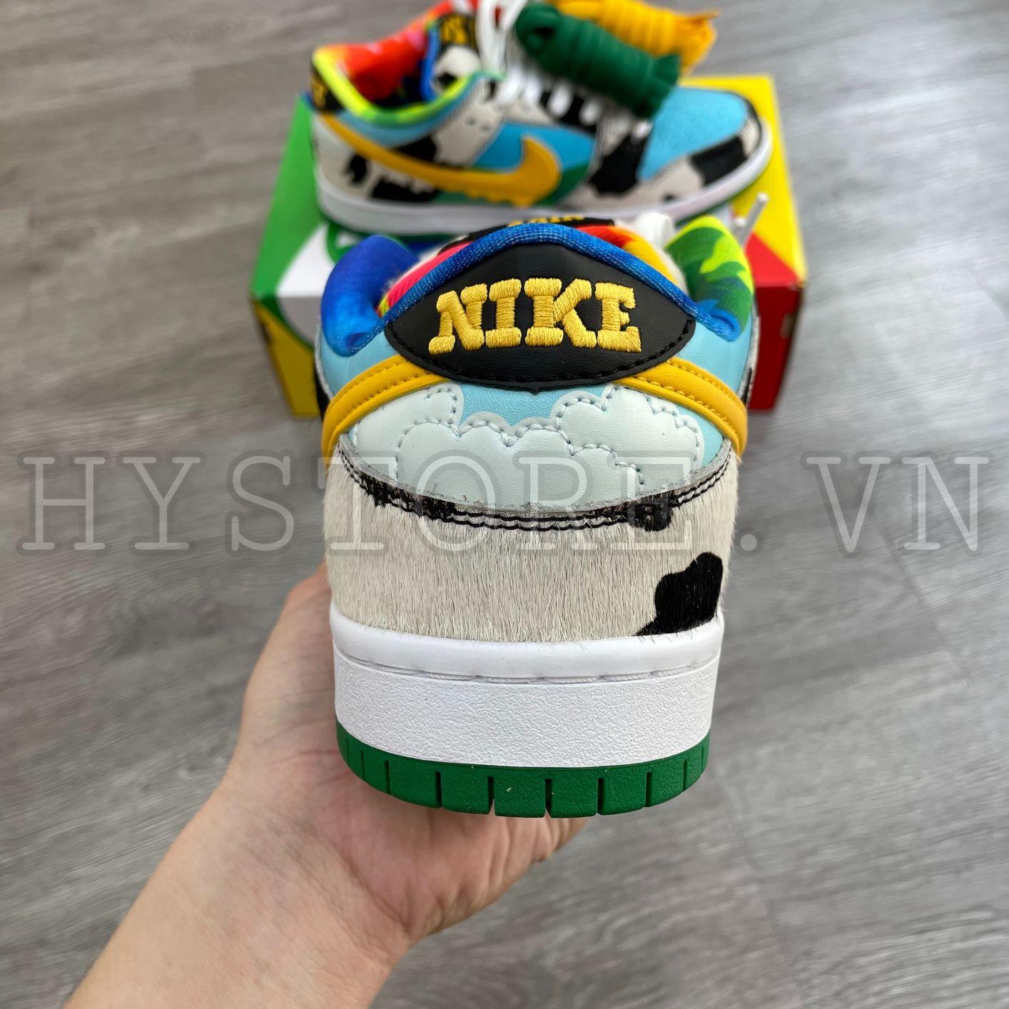 Giày Nike SB Dunk Bò Sữa