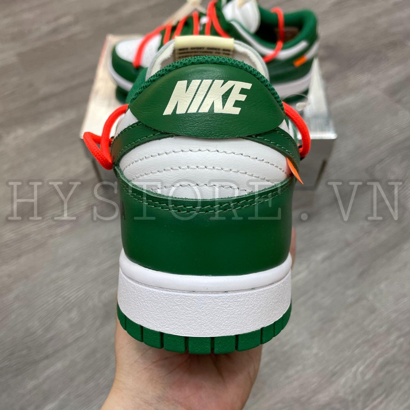 Giày Nike Dunk Offwhite Pine Green