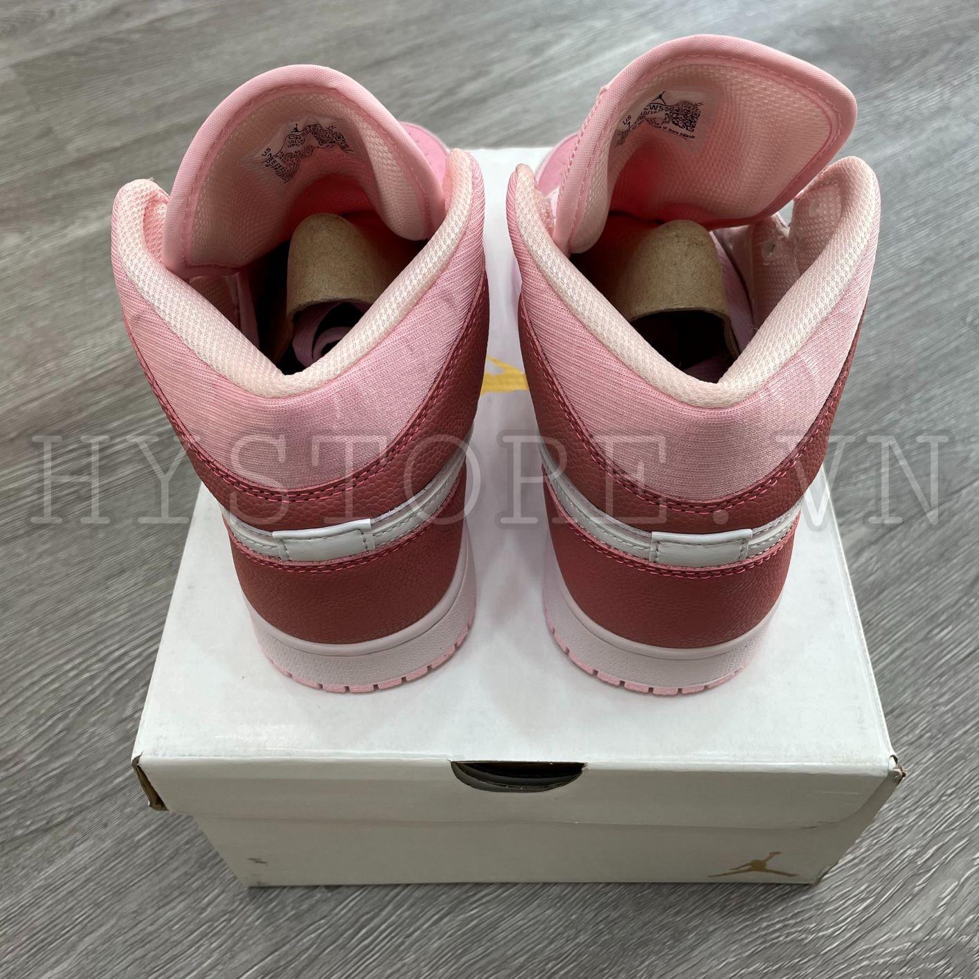 AJ1 Digital Pink