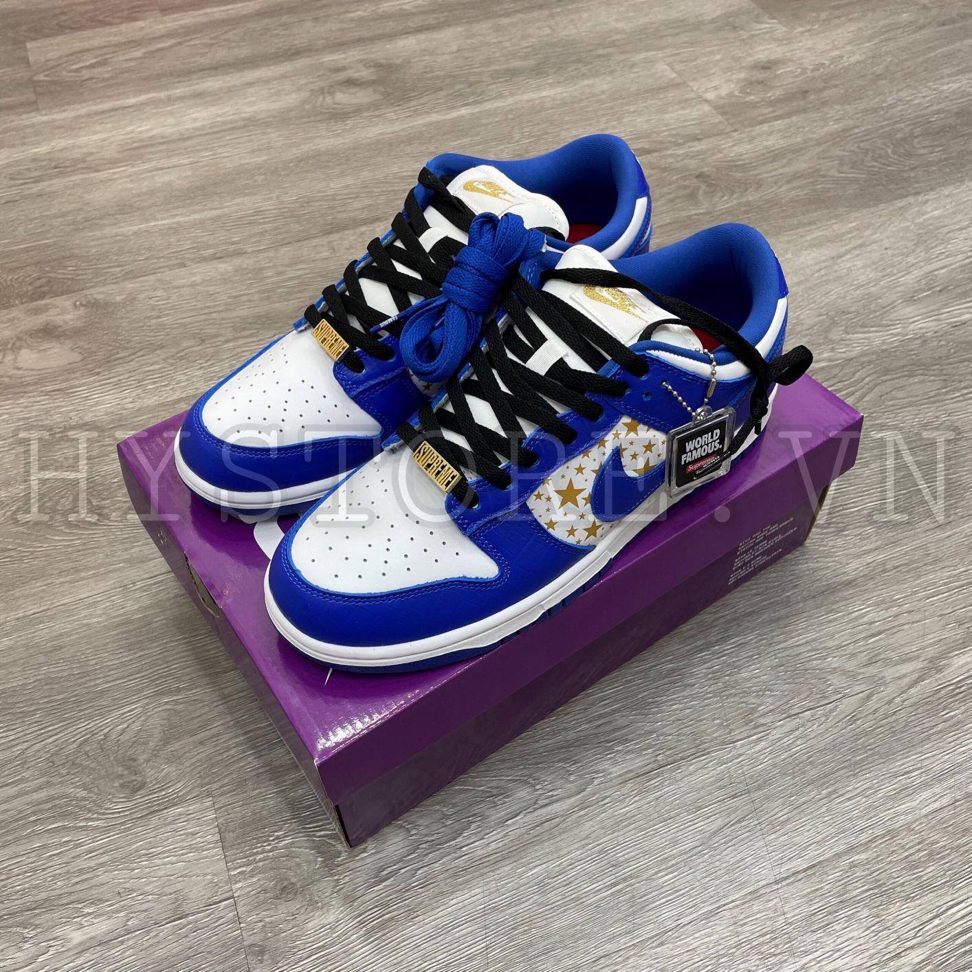 Giày Nike Sb dunk hyper royal