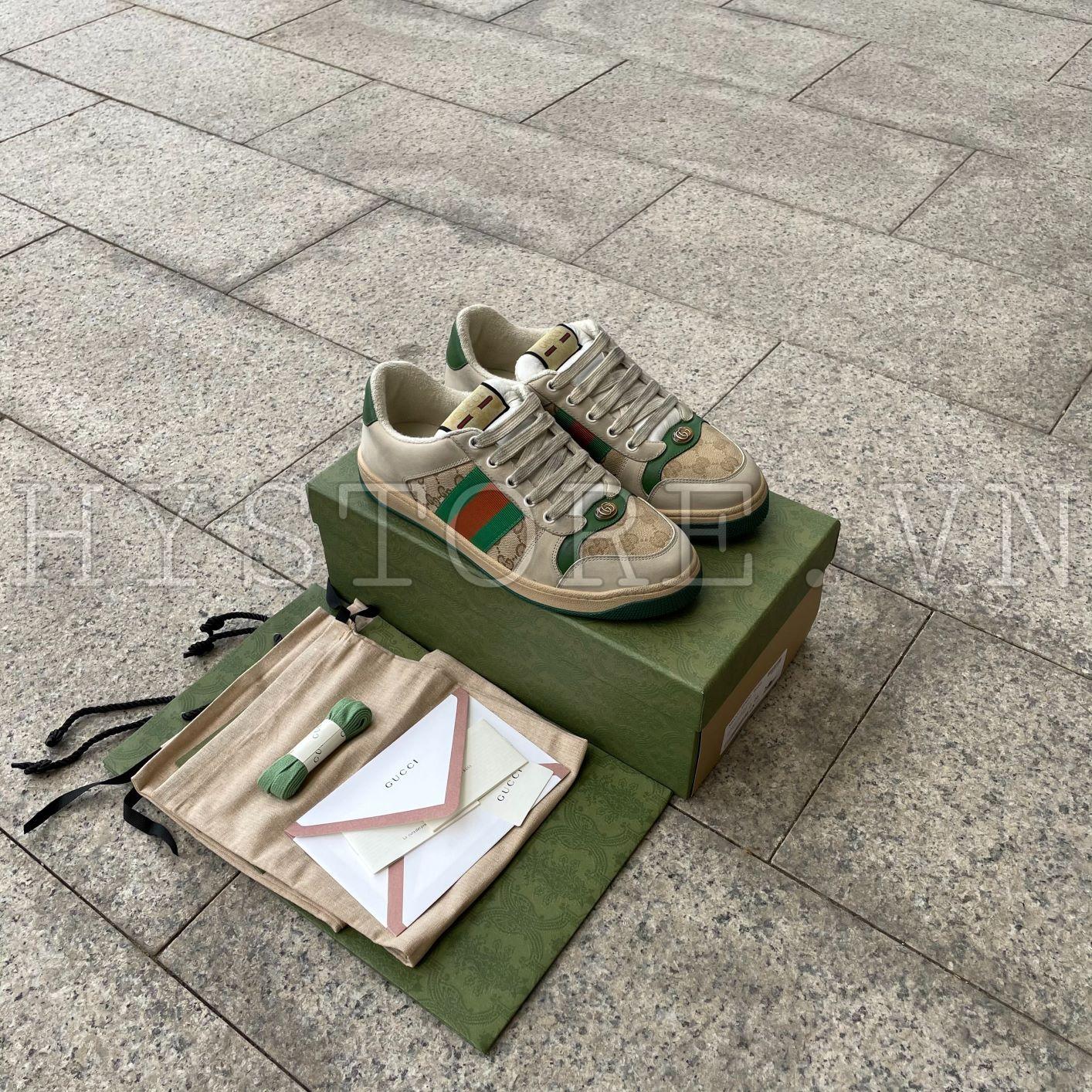 Giày Gucci Sneaker Screener GG