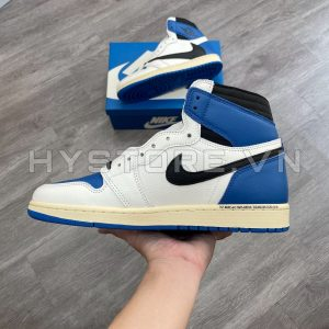 Giày Jordan1 High Travis Scott Fragment